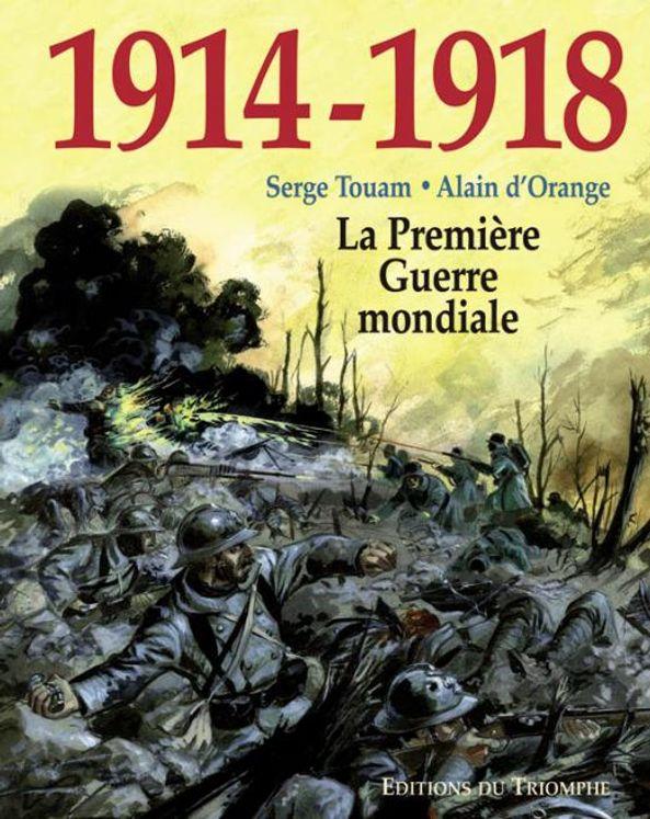 1914-1918 - La Première Guerre mondiale BD