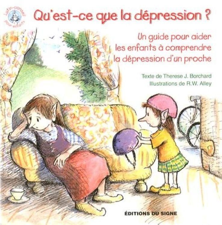 Qu´est-ce que la depression ? - Lutin conseil