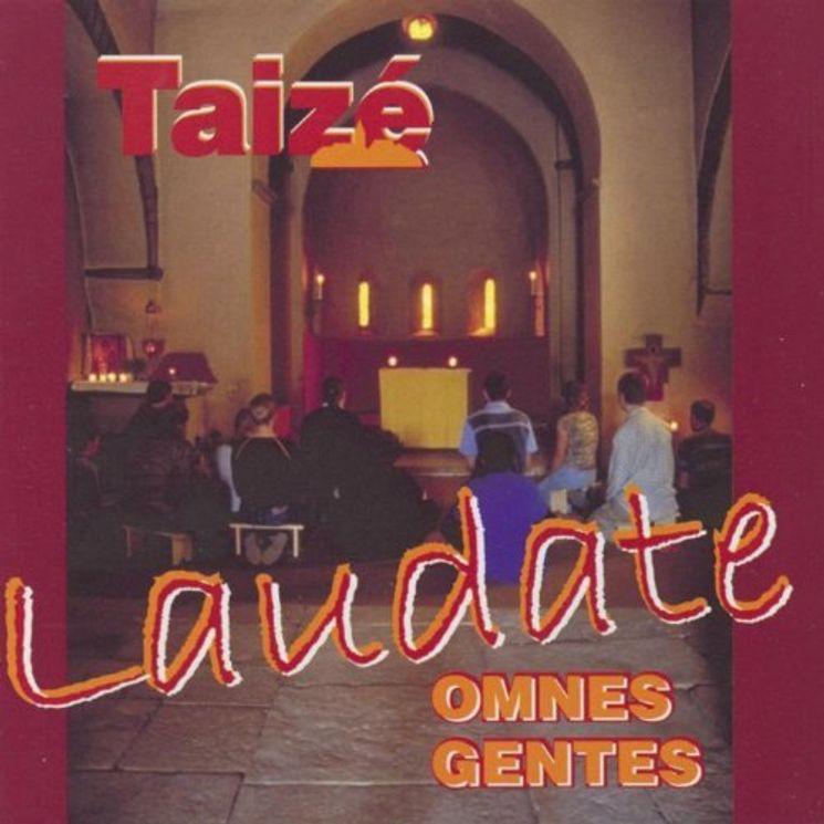 CD Laudate Omnes Gentes -  Taizé
