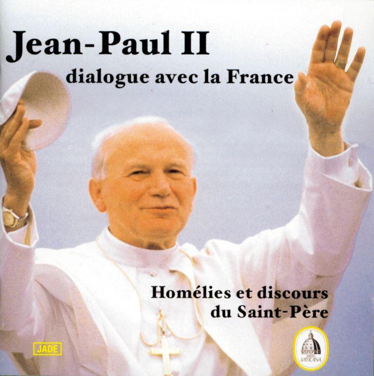 Jean-Paul II dialogue avec la France - CD