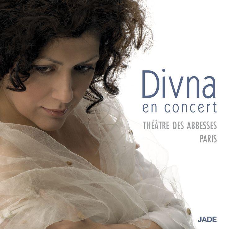 Divna en concert - Théâtre des abbesses Paris - CD