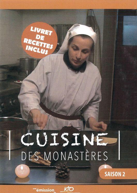 La cuisine des monastères - Saison 2 - DVD