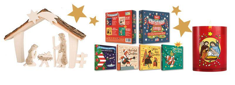 Préparez Noël avec la librairie de l'Emmanuel