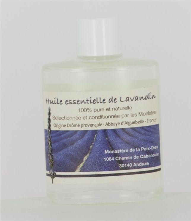 Huile essentielle de Lavandin - Flacon de 30 ml