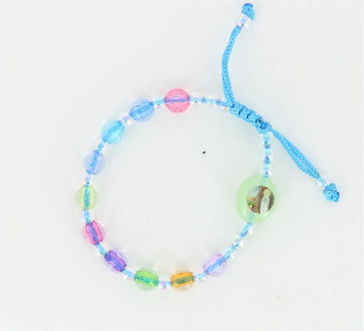Bracelet sur corde flexible