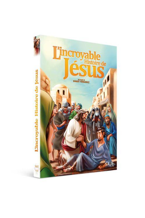 L´incroyable Histoire de Jésus DVD
