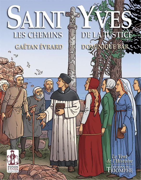 Saint Yves, les chemins de la justice