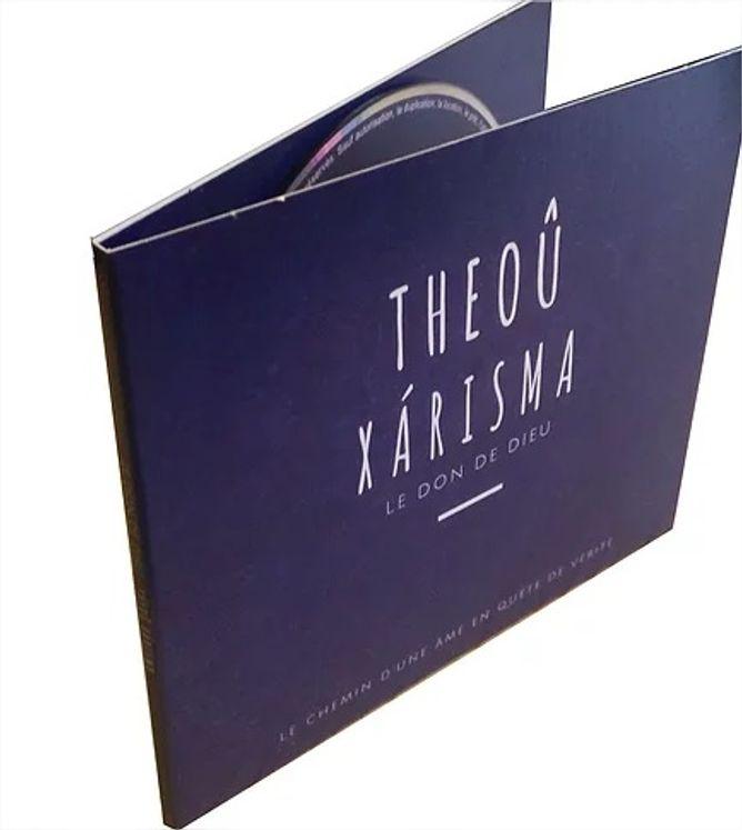 Theoû Xarisma - Le don de Dieu - CD