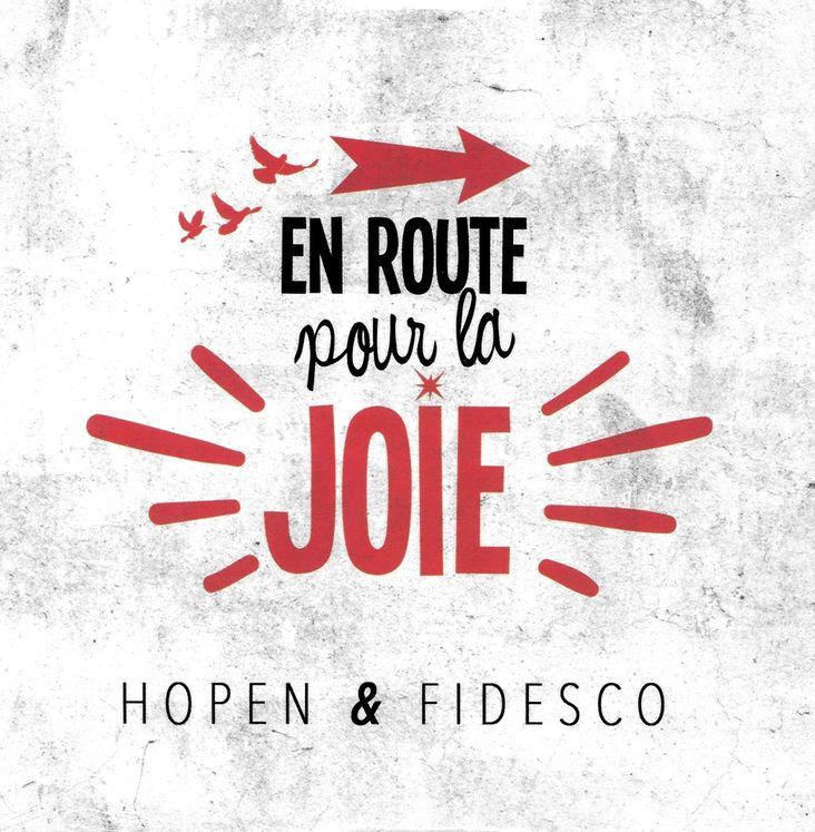 CD - En route pour la joie - Hopen/Fidesco