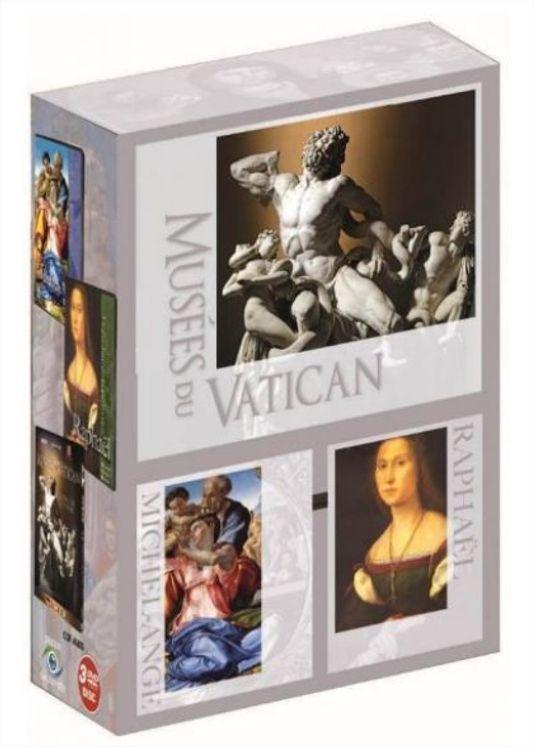 Art et Religion - Coffret 3 DVD