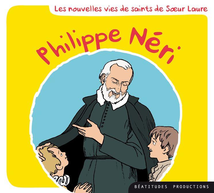 Cd vie de saints philippe neri