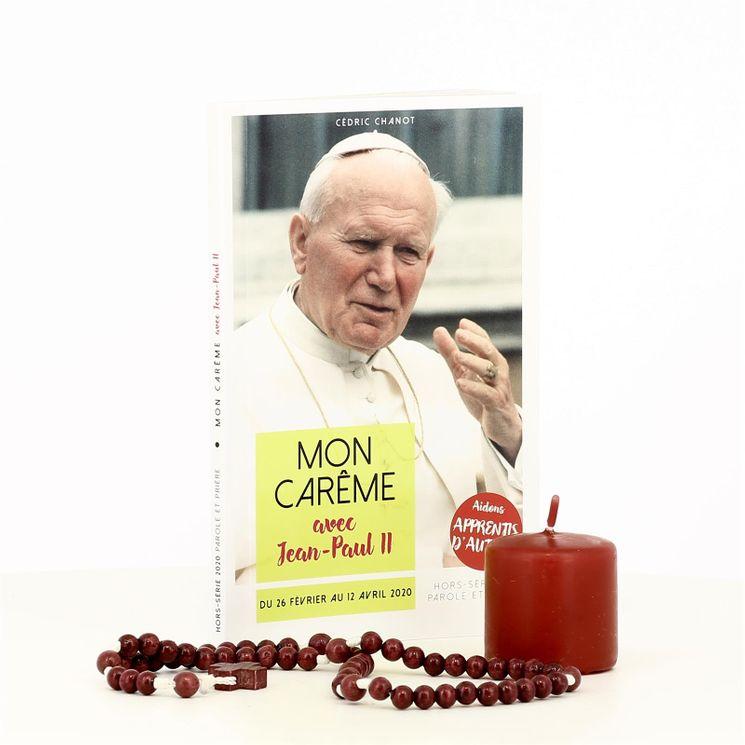 Mon carême 2020 avec Jean-Paul II - Parole et Prière Hors-série N° 41