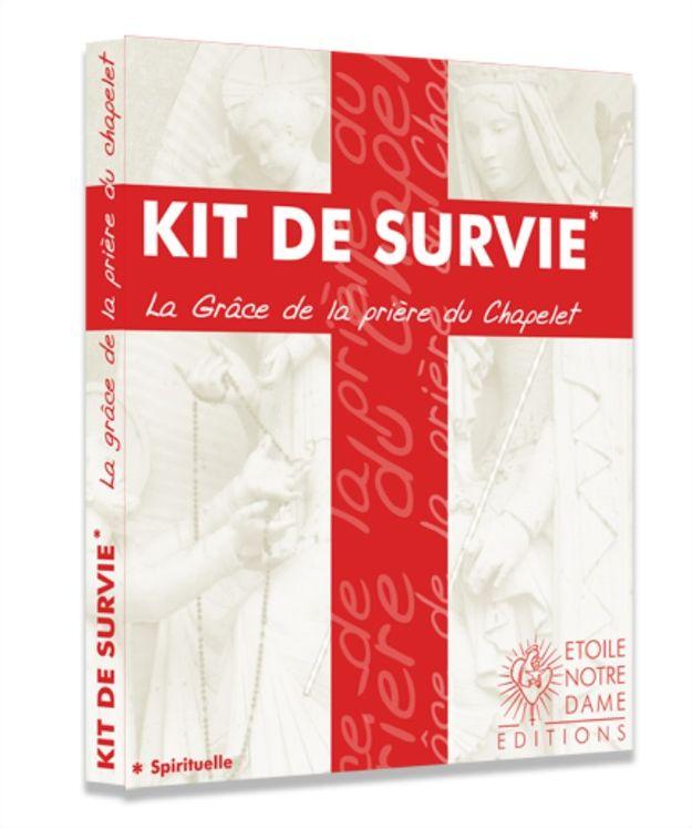 Kit de survie - La Grâce de la prière du Chapelet