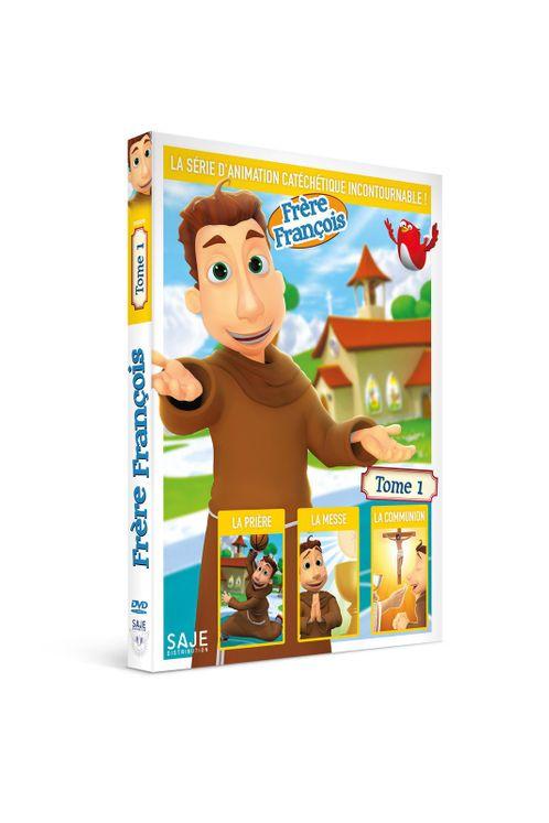 Frère François Tome 1 - DVD