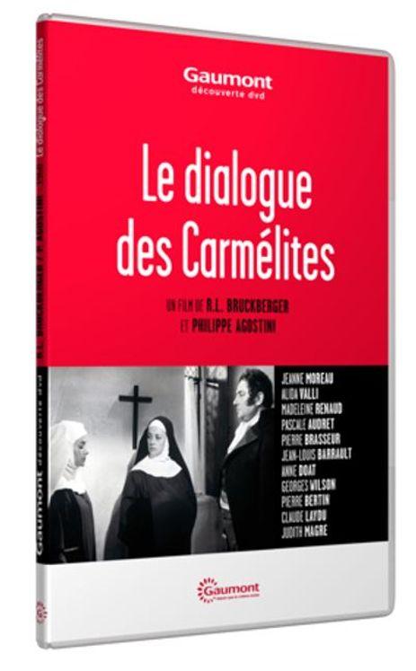 Le dialogue des Carmélites - DVD