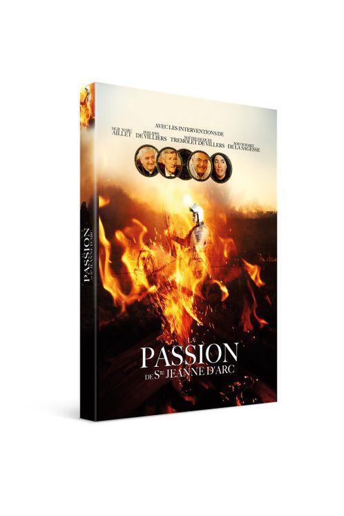 La Passion de Sainte Jeanne d´Arc - DVD