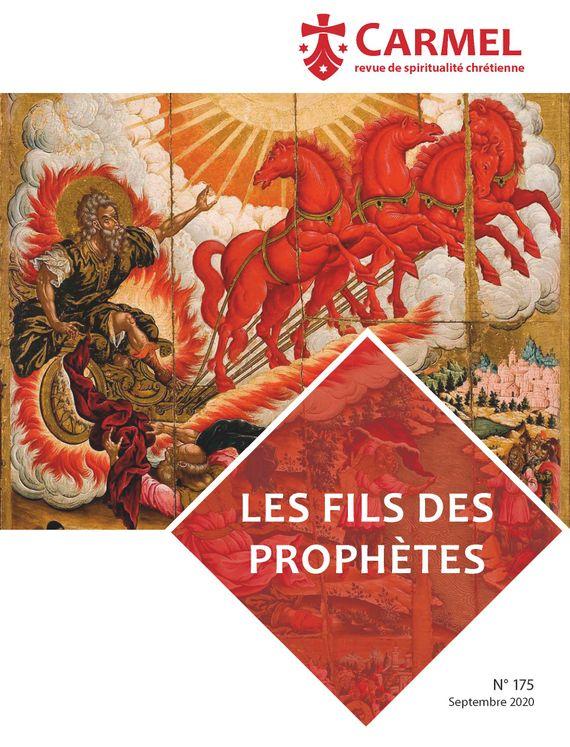 Les fils des prophètes - Revue Carmel n° 175