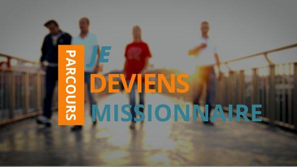 Deviens missionnaire