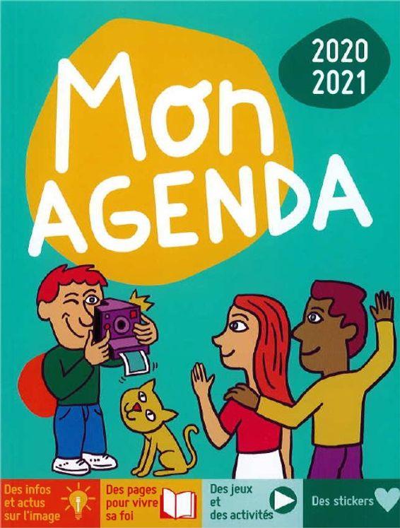 Agenda scolaire 2020-2021