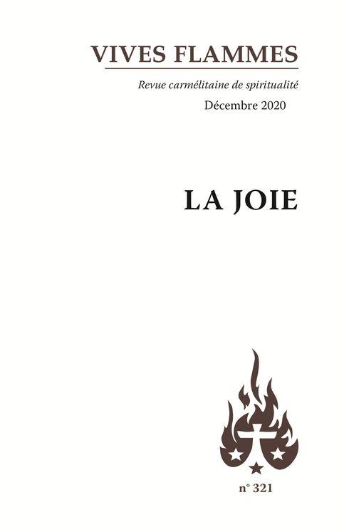 La Joie - Revue Vives Flammes n° 321