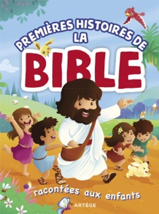 Premieres histoires de la bible racontees aux enfants