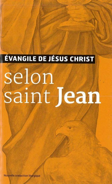 Evangile de Jèsus Christ -  Selon ST Jean lot 100