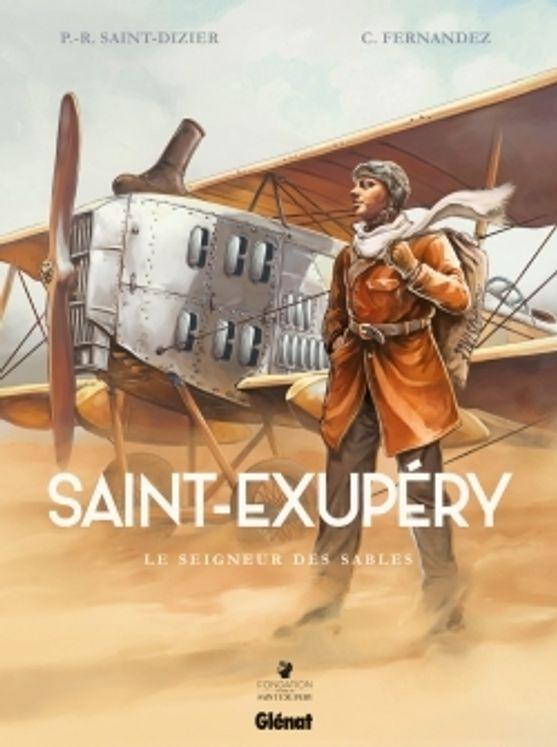 Saint-Exupéry Tome 1 - Le seigneur des sables