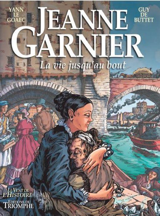 Jeanne Garnier -BD