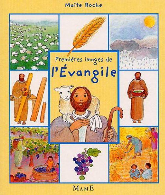 Premières images de l'Evangile
