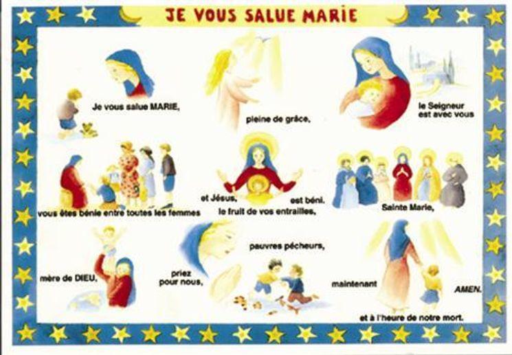 Je vous salue Marie (première édition)
