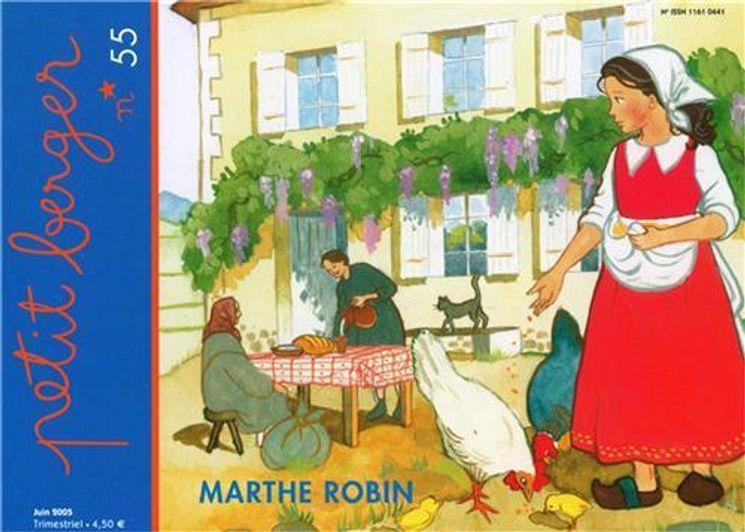 Petit berger 55 - Marthe Robin