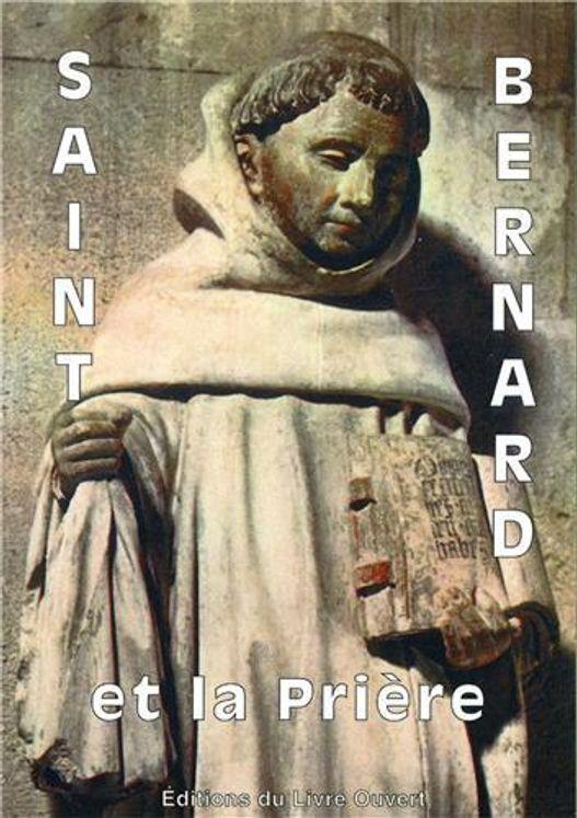 Saint Bernard et la prière