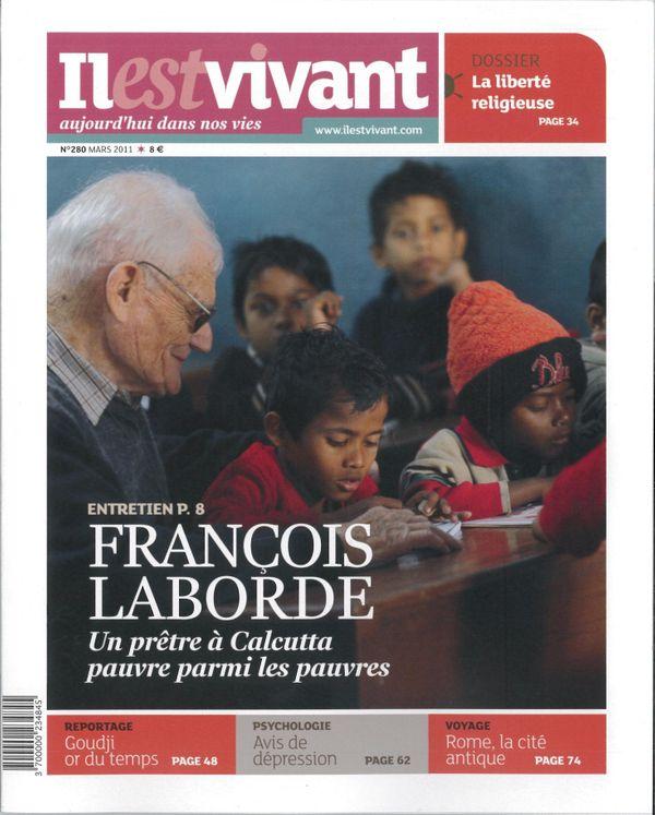 N°280 - François Laborde - Mars 2011