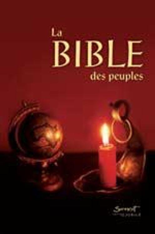 La Bible des peuples - Grand format