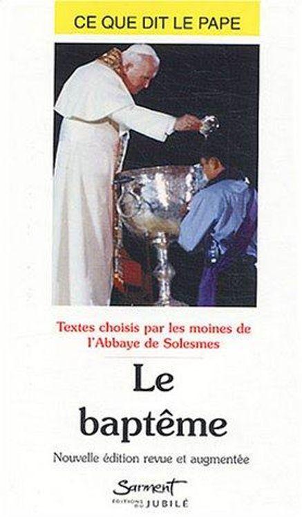 Le Baptême, numéro 3